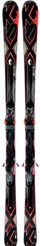 Lyže K2 A.M.P. BOLT ROX + Marker MX 14.0 doprava 0,- AMP