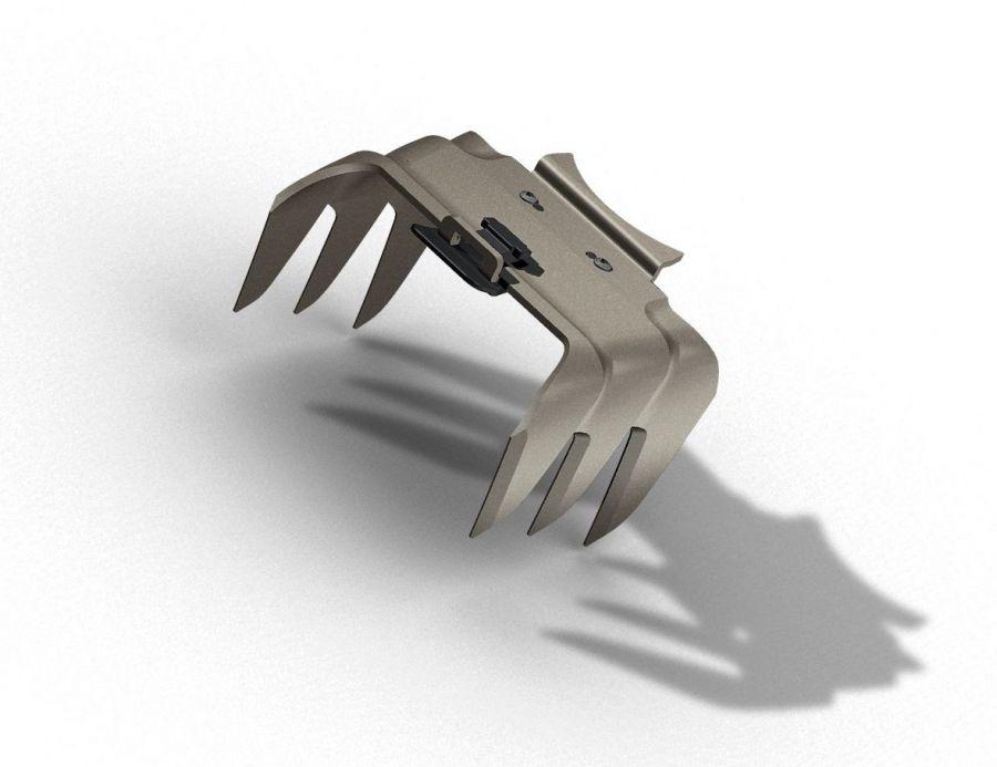 Stoupací železa MARKER Crampons 82 - 128 mm haršajzny
