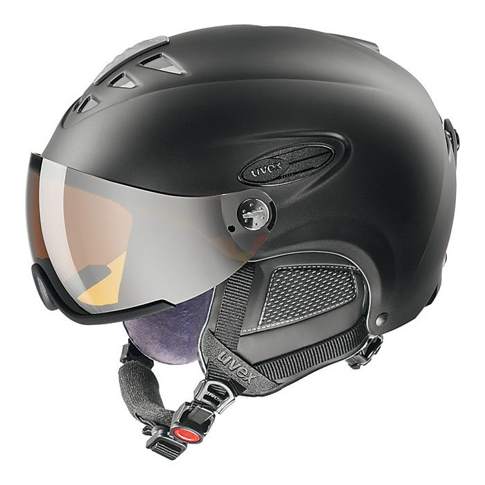 Lyžařská helma Uvex HLMT 300 VISOR doprava 0,-