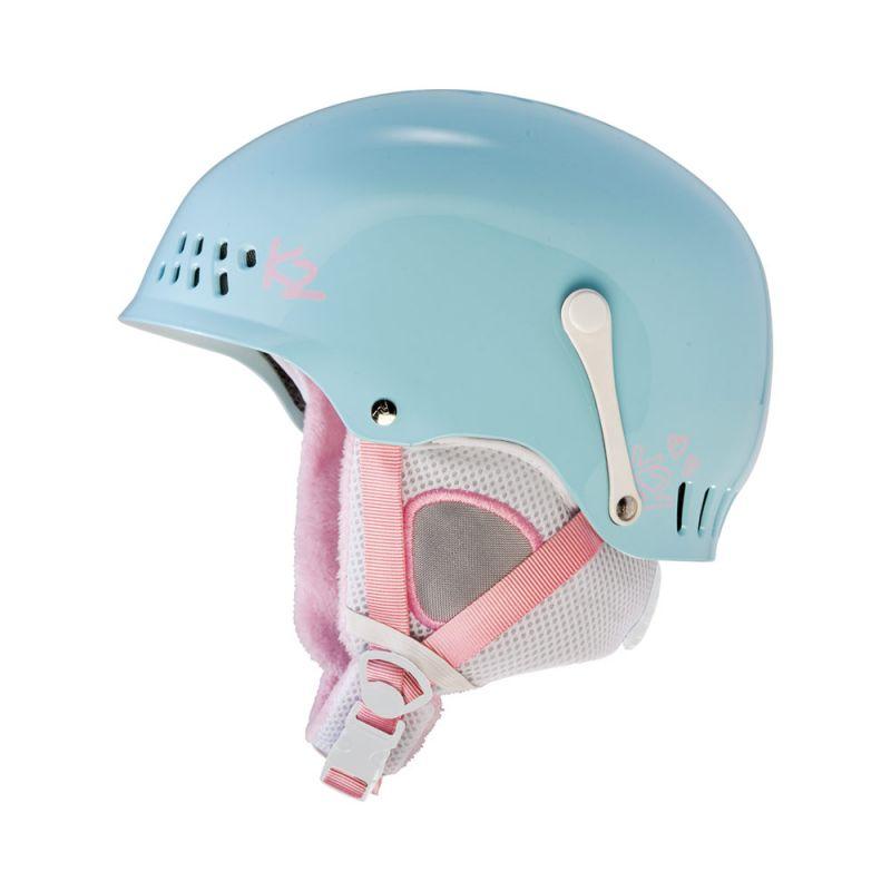 Lyžařská helma K2 ENTITY JR 12/13 modrá 48-51cm