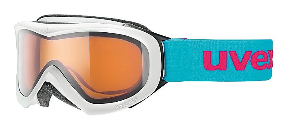 Lyžařské brýle WIZZARD DL dětské brýle s dvojitým zorníkem