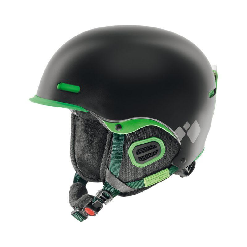 Lyžařská helma Uvex HLMT 5 PRO CORE + dárek zdarma kukla Uvex