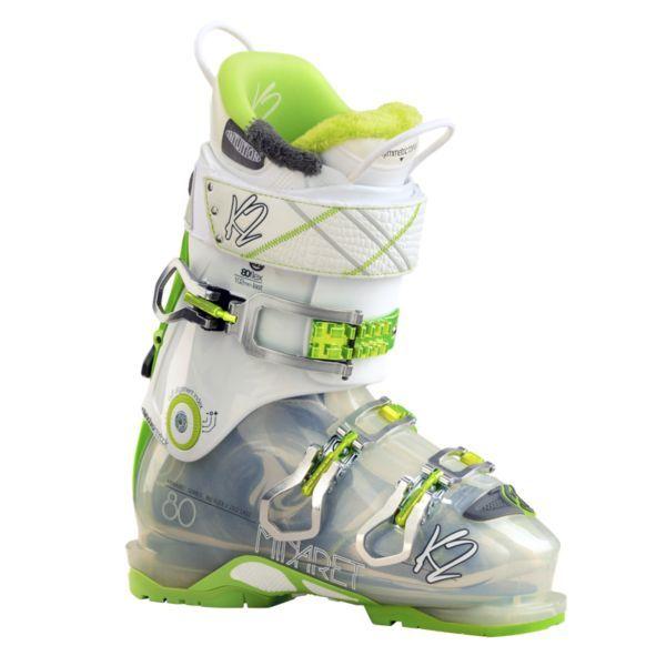 Dámské lyžáky K2 MINARET 80 16/17 - lyžařská obuv doprava 0,-
