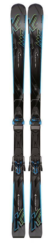 Lyžařský set K2 AMP VELOCITY M3 11 TC - s vázáním Marker