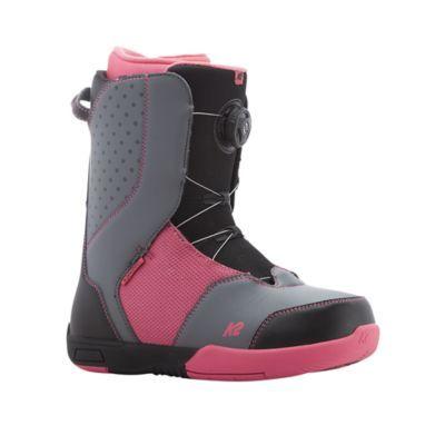Snowboardové boty K2 KAT černé - juniorské snb boty
