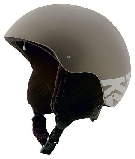 Lyžařská helma K2 CLUTCH 09/10 šedá