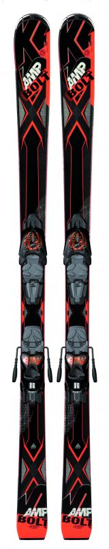 Lyže K2 BOLT JR. + Marker M7.0 EPS doprava 0,- dětské / juniorské lyže