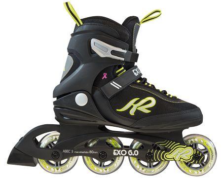 K2 EXO 6.0 W inline kolečkové brusle