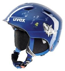 Lyžařská helma Uvex AIRWING 2 dětská přilba