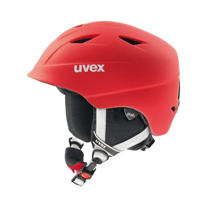 Lyžařská helma AIRWING 2 PRO + ZDARMA kukla Uvex - lehká lyžařská přilba