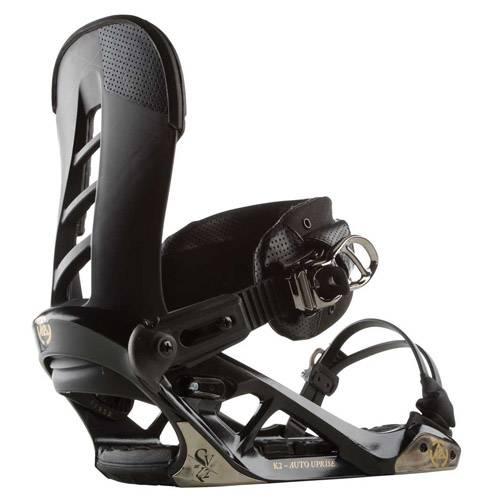 Snowboardové vázání K2 AUTO UPRISE 10/11 poštovné 0,- K2 Corporation