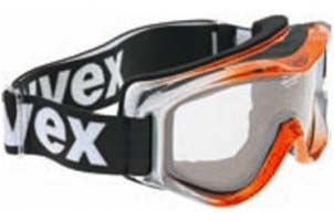Brýle na motorku Uvex FP 501 SUPERCROSS RACE clear - čirý zorník