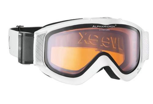 Lyžařské brýle FX VARIOTRONIC (S1-2) přepínatelné podbarvení zorníku dárek slun. brýle Uvex GAS