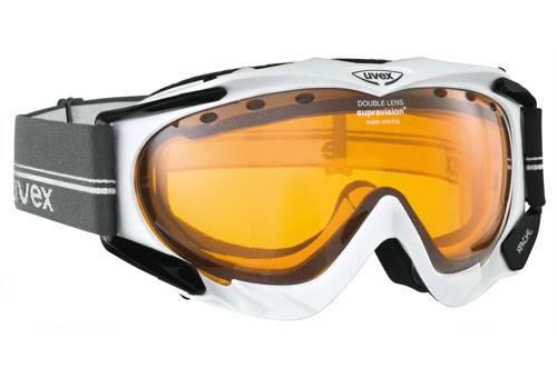 Lyžařské brýle Uvex APACHE bílé