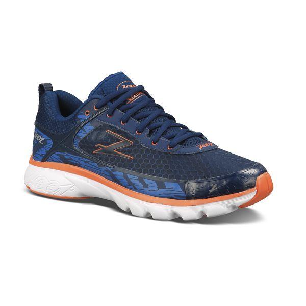 Zoot SOLANA M navy/zoot blue/flame pánská běžecká obuv ZOOT SPORTS