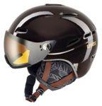 helma UVEX HLMT 200 WL, chocolate (S566183800*) | 55-58