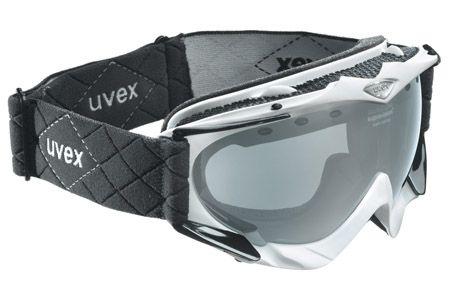 Lyžařské brýle UVEX APACHE PRO bílé