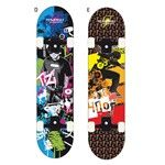 SELECTION skateboard D,E E
