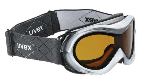 Uvex HURRICANE DL vario dětské lyžařské brýle
