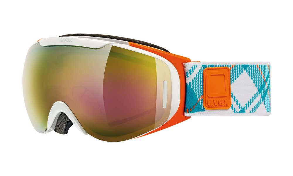 Uvex G.GL 9 RECON READY lyžařské brýle