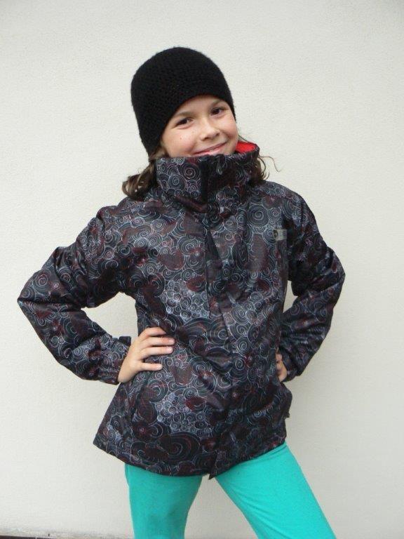 Dětská zimní sportovní bunda DIEL 37242-A - Kids / Junior Jacket DIELSPORT