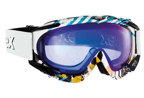 Lyžařské brýle Uvex APACHE COLORFUSION brýle na lyže, snowboard