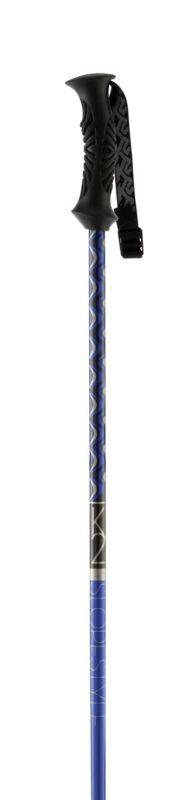 Lyžařské hole K2 SLOPESTYLE fialové 115 cm K2 Corporation