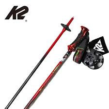 Lyžařské hole K2 TRIAX red 115 cm K2 Corporation