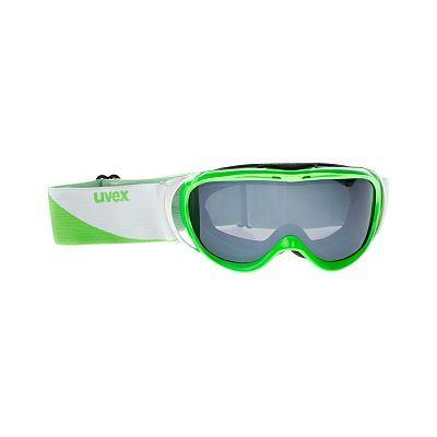 Uvex G.GL 3 PURE neon green lyžařské brýle S5506227726