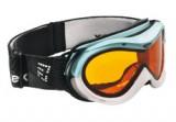 Uvex HURRICANE DL dětské lyžařské brýle s dvojitým zorníkem