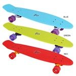 BUFFY 28'' skateboard red