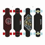 BUFFY 29 CONTROL Longboard B