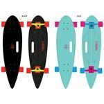 "BUFFY 36"" pintail Longboard blue"