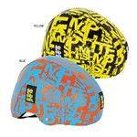 CRACK C helma na kolečkové brusle, skateboard yellow XL