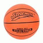 ORANGE basketballový míč TEMPISH vel.3