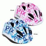 PIX helma na kolečkové brusle, skateboard, kolo pink M