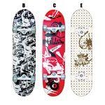 TENDER skateboard E,B,C výprodej E