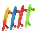 BUFFY STAR skateboard red