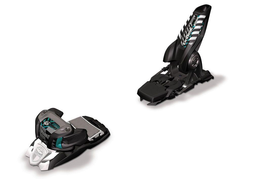 Marker GRIFFON 13 black white teal lyžařské vázání DOPRAVA 0,-