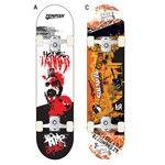 METROPOL skateboard A,C C