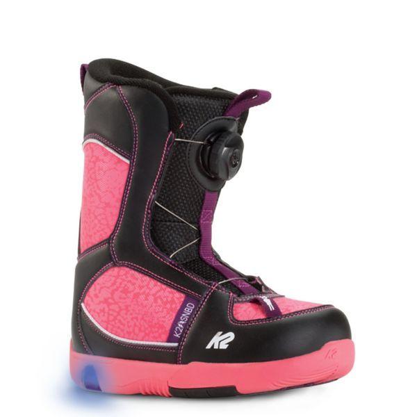 SNB boty K2 LIL KAT - dětské snowboardové boty K2 Corporation