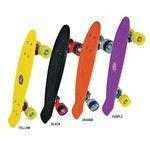 BUFFY skateboard orange