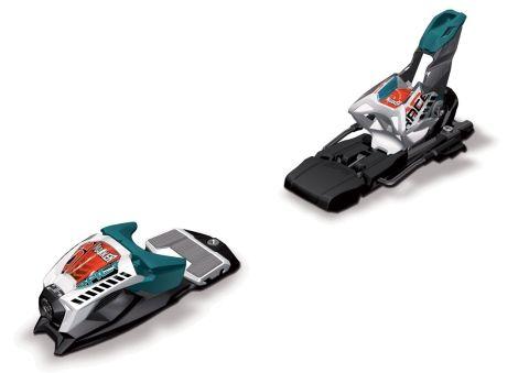 Marker RACE 10 TCX wh/blk/teal 2016 lyžařské vázání doprava 0,-