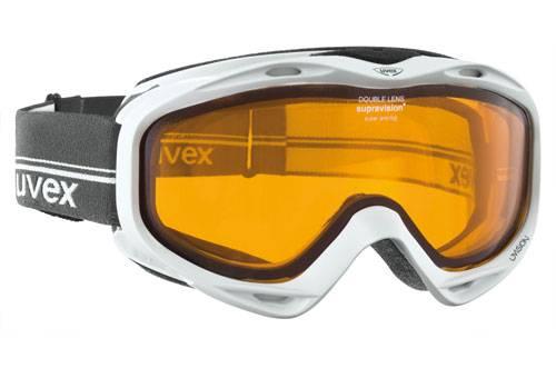 Lyžařské brýle Uvex G.GL 300 bílé (dříve UVISION)