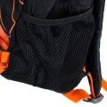 Batoh na brusle K2 VARSITY JR BOYS black - orange - na in-line brusle K2 K2 Corporation