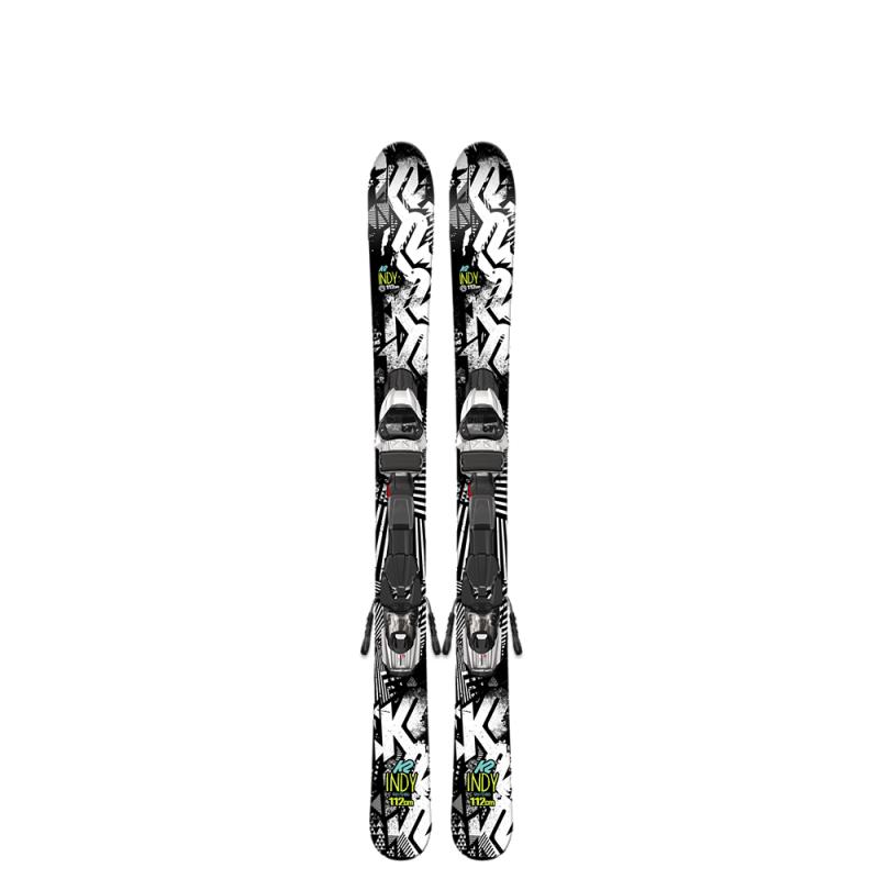 Dětský lyžařský set K2 INDY 2015/16 + vázání Marker Fastrak 7.0 doprava 0,- K2 Corporation