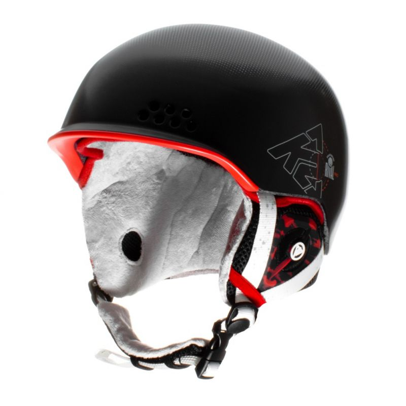 K2 RIVAL PRO audio vel. S 51-55cm lyžařská helma se sluchátky K2 Corporation