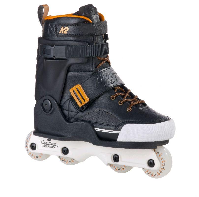 K2 UNNATURAL doprava 0,- aggressive inline brusle do skate parku K2 Corporation
