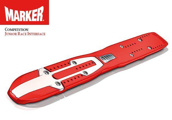 Marker Junior Race Interface závodní juniorská carvingová podložka