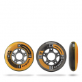 Kolečka K2 80 mm 82A - sada 4ks - 80 MM WHEEL 4 PACK